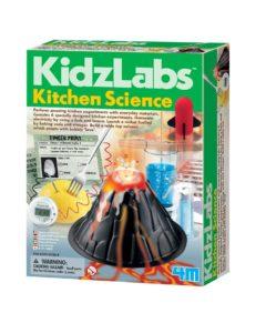 Експерименти в кухнята