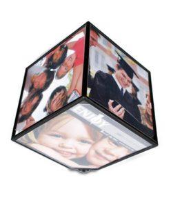 Рамка за снимки голям куб2