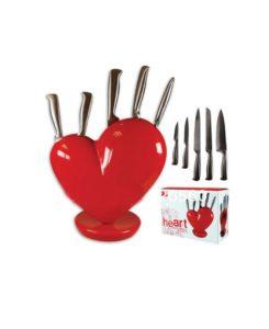 оставка за ножове сърце2