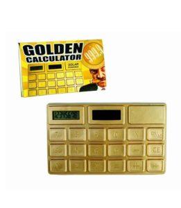 Калкулатор златно кюлче