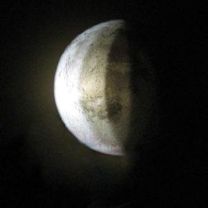 Лампа луна 3