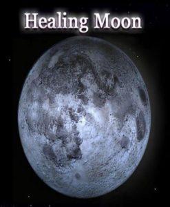 Лампа луна2