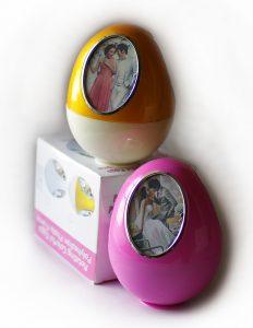 Рамка яйце